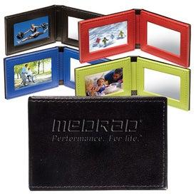 Customized Hampton Pocket Folding Frame/Mirror