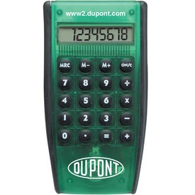 Promotional Hand Held Pocket Calculator