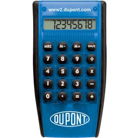 Hand Held Pocket Calculator for Customization