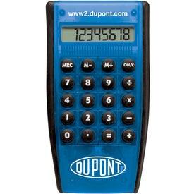 Hand Held Pocket Calculator for Customization