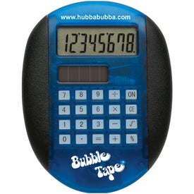 Advertising Handheld Calculator