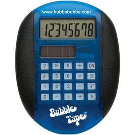 Advertising Handheld Calculator