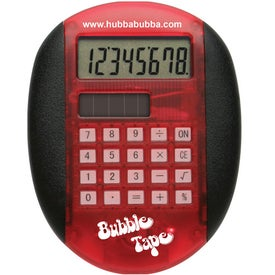 Handheld Calculator Branded with Your Logo
