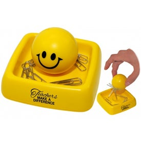Promotional Happy Clip Caddy