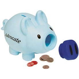 Personalized Happy Pig