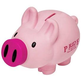 Advertising Happy Pig