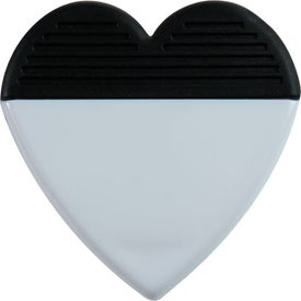 Heart Magnet Clip for Customization