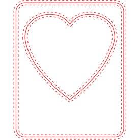 Small Heart Frame Magnet