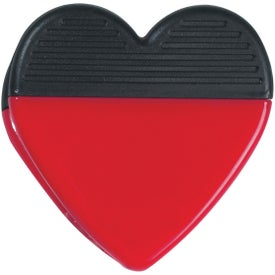 Logo Heart Shape Clip