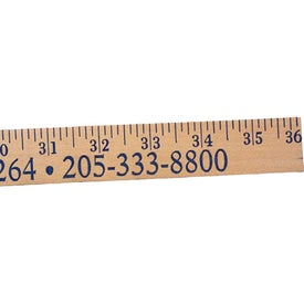 Heavy-Duty Yardsticks