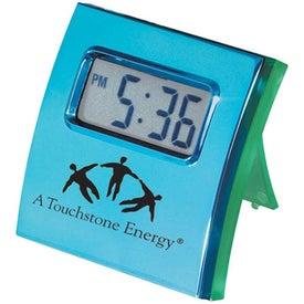 Heavy Metal Contempo Alarm Clock