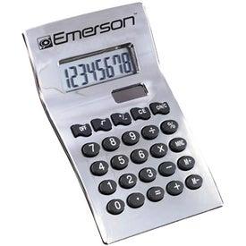 Heavy Metal Contempo Desktop Calculator for Your Church