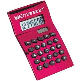 Heavy Metal Contempo Desktop Calculator
