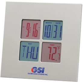 Helice Digital Clock
