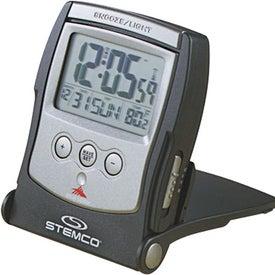 High Sierra Atomic Travel Alarm Clock