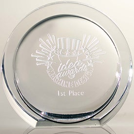 High Tech Award Imprinted with Your Logo