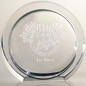 High Tech Award Imprinted with Your Logo