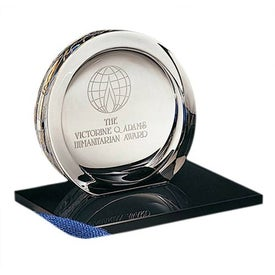 High Tech Award on Ebonite Base (Large)