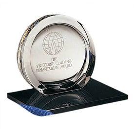 High Tech Award on Ebonite Base (Large)