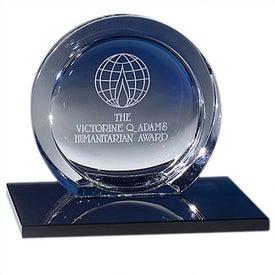 High Tech Award on Ebonite Base (Medium)