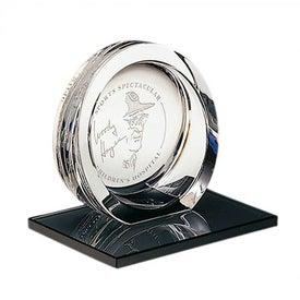 High Tech Award on Ebonite Base (Small)