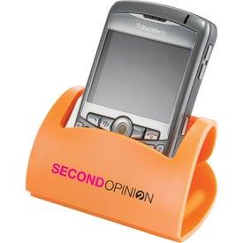 Hold That Mobile Phone Holder for Advertising