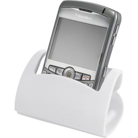 Imprinted Hold That Mobile Phone Holder