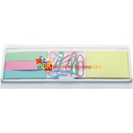Horizontal Stationery Set Branded with Your Logo