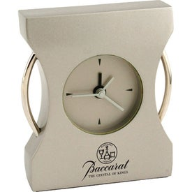 Hour Glass Desk Alarm Clock for Your Church