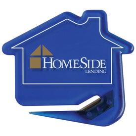 Custom Customizable House Letter Slitter