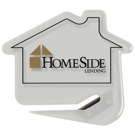 Personalized Customizable House Letter Slitter
