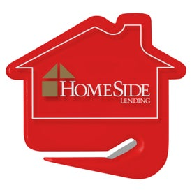 Monogrammed Customizable House Letter Slitter