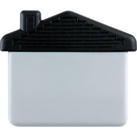 Company Magnetic House Shaped Clip