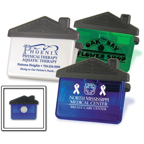 Promotional House Magnetic Clip