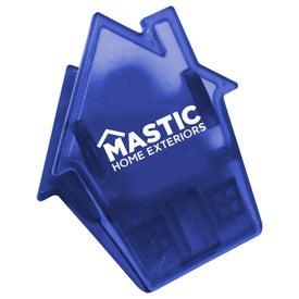 Printed House Mega Magnet Clip