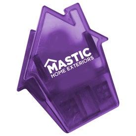 Logo House Mega Magnet Clip