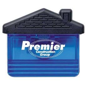 House Translucent Magnet Power Clip