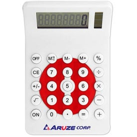 iBCool Desk Calculator with Your Slogan