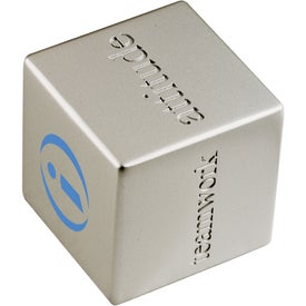 Monogrammed Icon Inspiration Cube
