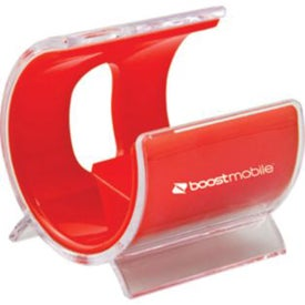 iLounge Acrylic Cell Phone Holder for Advertising