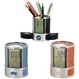 Impressa Clock Organizer