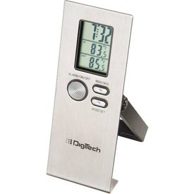 Promotional Indoor/Outdoor Thermometer