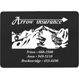 Single Pocket Insurance Card Holder Imprinted with Your Logo
