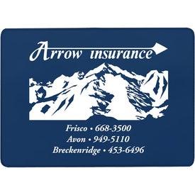 Custom Single Pocket Insurance Card Holder