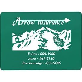 Single Pocket Insurance Card Holder with Your Slogan
