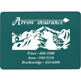 Branded Single Pocket Insurance Card Holder