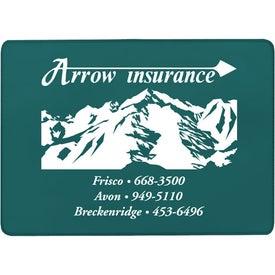 Branded Single Pocket Insurance Card Holder