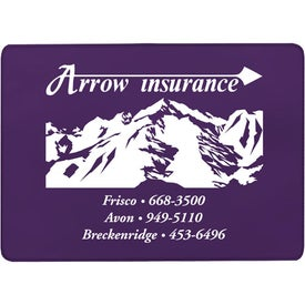 Single Pocket Insurance Card Holder for Marketing