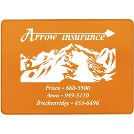 Single Pocket Insurance Card Holder Printed with Your Logo