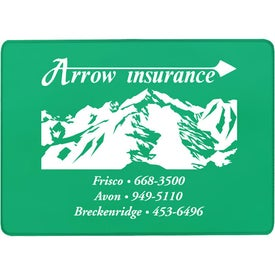 Single Pocket Insurance Card Holder Branded with Your Logo
